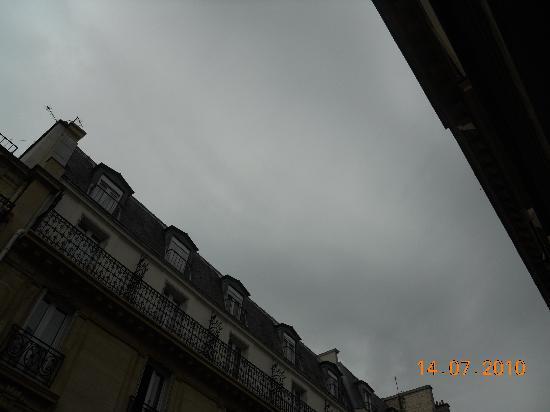 Phenix Hotel: Balkon