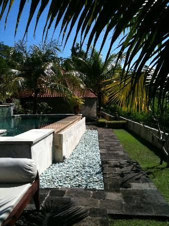 Canang Sari Villas : Fitness and pool