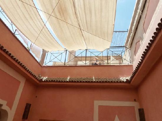 Riad Johenna: Blick nach oben