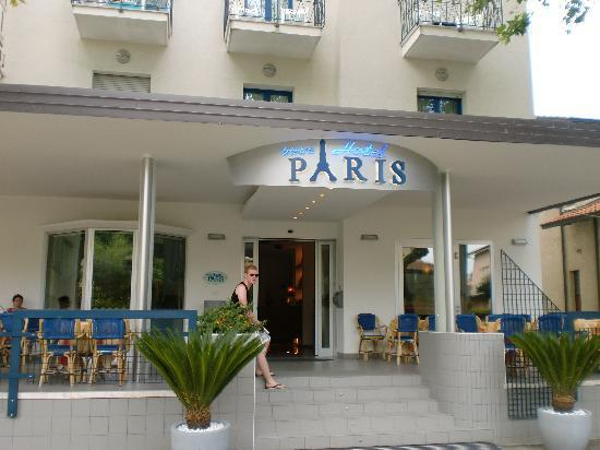 Hotel Paris Resort : Hotel