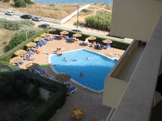 Presidente Apartamentos: From the balcony