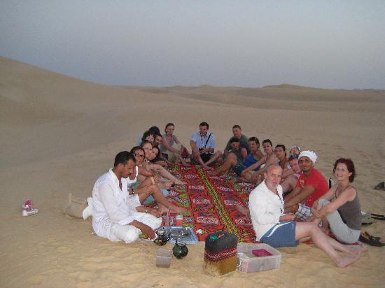 Siwa il deserto