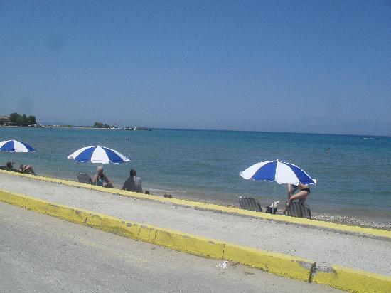 Sidari Beach