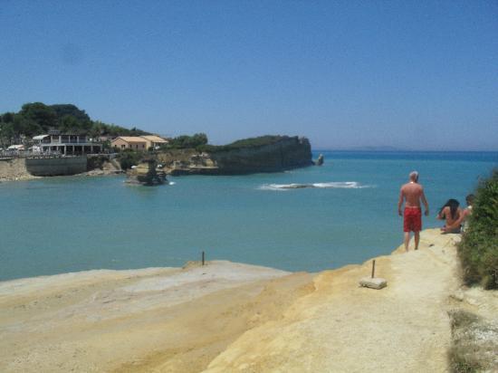Sidari, Grecia: Canal D'Amour