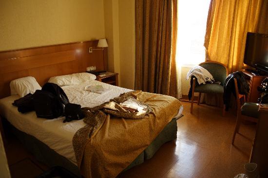 Hotel Trafalgar: La nostra camera