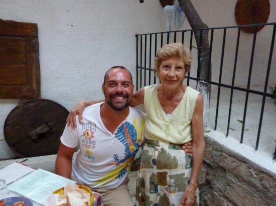 Mama Rosa : Nonna