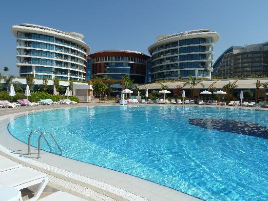 Baia Lara Hotel: The hotel
