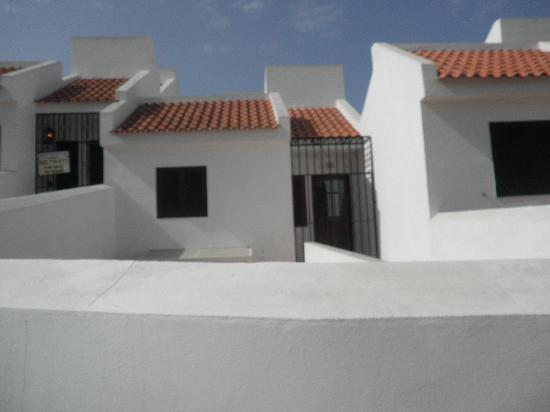 Tegueste Villas: Front of our villa