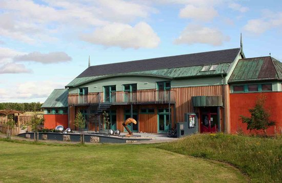 Findhorn, UK: Moray Art Centre