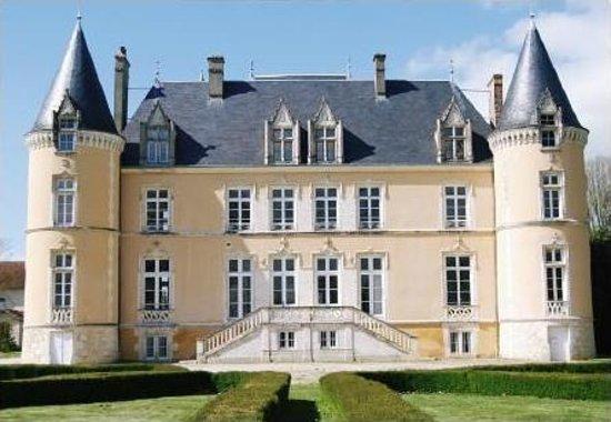 Mortagne-au-Perche, France: Chateau de Blavou