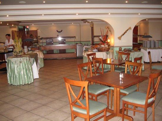 Elounda Breeze Resort:                   Restaurant de l'hotel