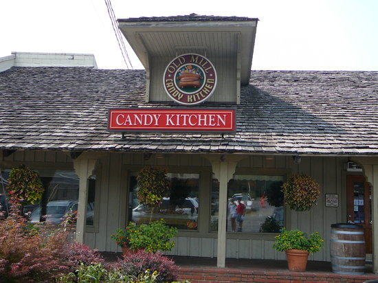The Old  Mill Candy Kitchen