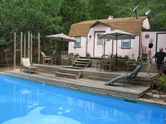 Pine Canyon Bed Breakfast Spa B B Reviews Smithville Tx Tripadvisor