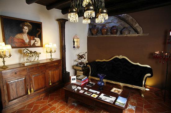 Casa Pinto: Hall