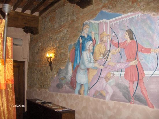 B&B Corte Dei Nobili: Bedroom