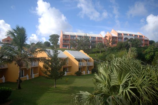 Grotto Bay Beach Resort & Spa : L'hôtel