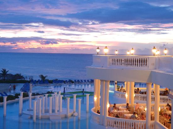 Grand Palladium Jamaica Resort & Spa: sunset