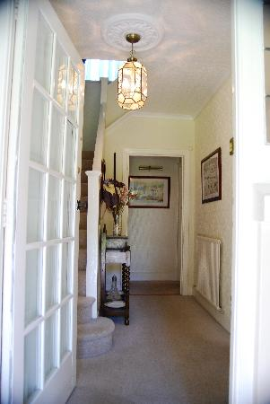 Bargrove House B&B: Entrance