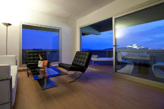 Ibiza Corso Hotel & Spa: Suite Formentera