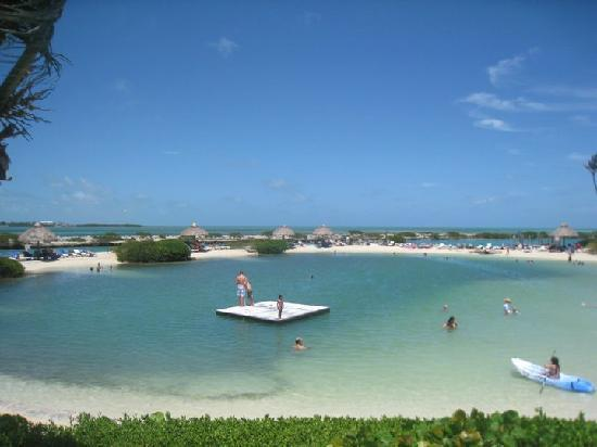 Hawks Cay Resort: The Lagoon!