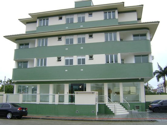 Residencial Green Village: Front View