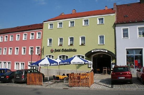 Hotel Schmidbraeu : Hotel Schmidebräu