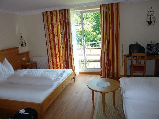 Gasthof Fürstenbrunn: room