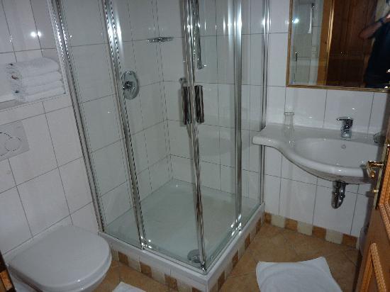 Gasthof Fürstenbrunn: private bathroom