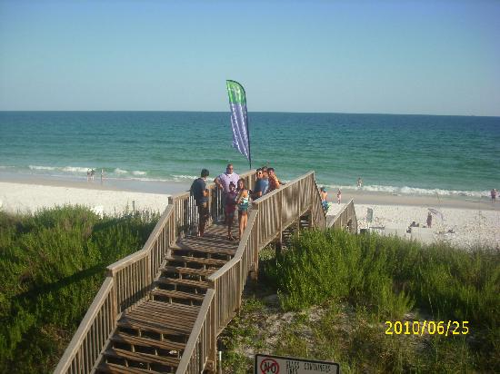 The view from our room picture of wyndham garden fort - Wyndham garden fort walton beach ...