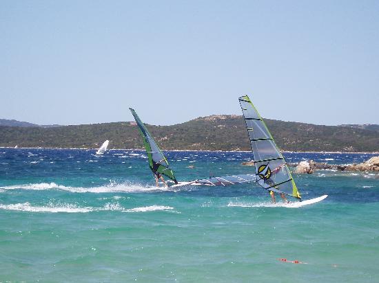 Isola dei Gabbiani - Land of Water : Il paradiso dei windsurf!