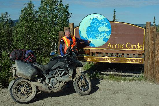 Deadhorse, AK: On the way home