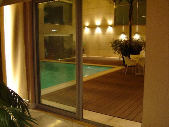 Nafs Hotel: pool