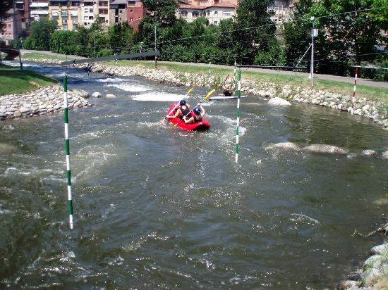 La Seu d'Urgell, Spania: Parc Olimpic Del Serge