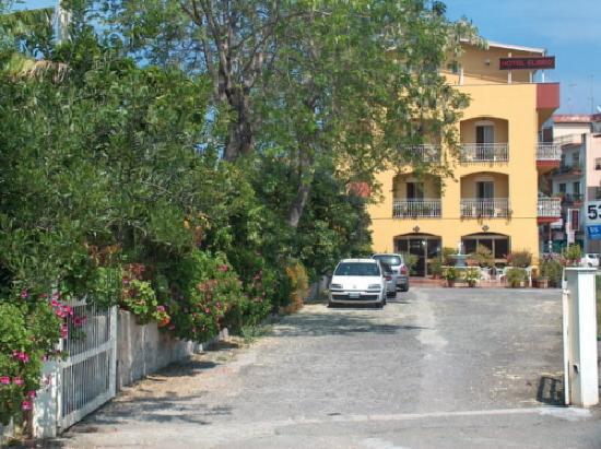 Hotel Eliseo: parcheggio