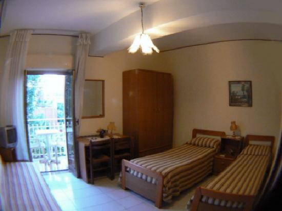 Hotel Eliseo: camera doppia