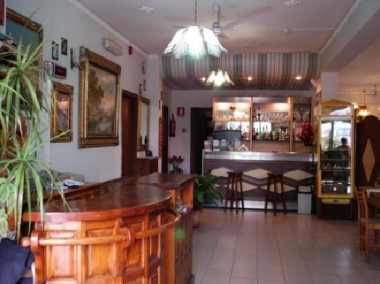Hotel Eliseo: bar