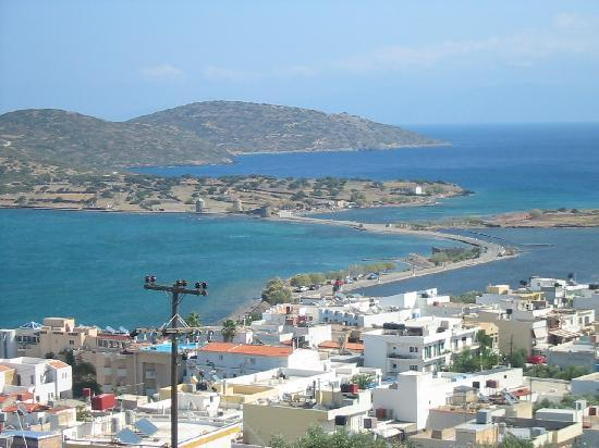 Elounda Heights Apartments and Studios: View from the apartment
