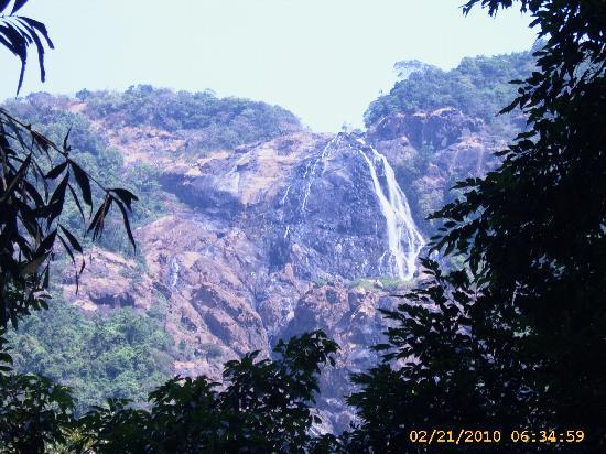 Goa, Indien: On the way to the Dudhsagar falls
