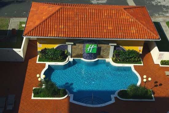 Holiday Inn Panama Canal : The pool