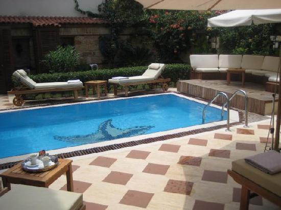 Eski Masal Hotel & Restaurant: Pool