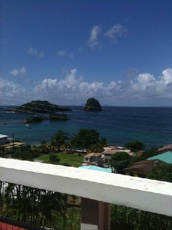 Villa Lodge Hotel: view from the 2 bedroom Villa