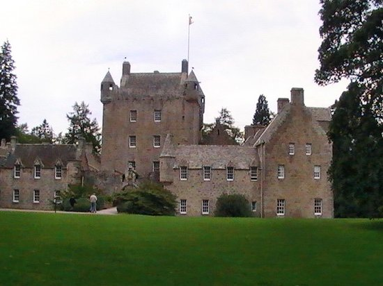 Nairn, UK : Cawdor Castle