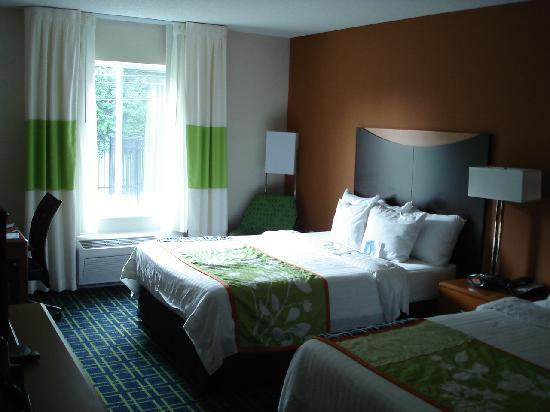 Hooksett, Nueva Hampshire: Comfortable beds