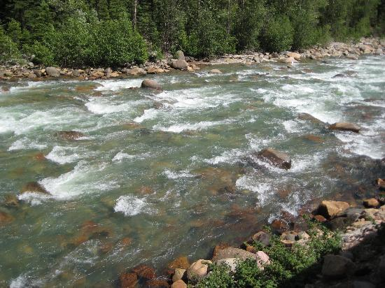 Comfort Inn and Suites Durango: Animis River in Durango, Co.