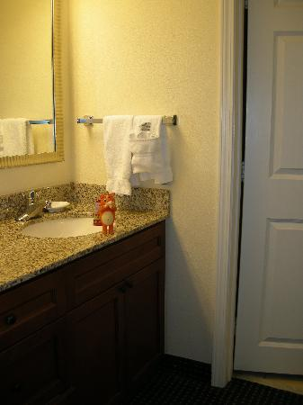 Residence Inn Houston-West University: Bathroom