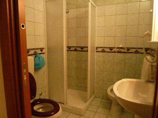 Albergo del Centro Storico: Bathroom