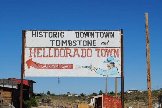 Tombstone, AZ: welcome