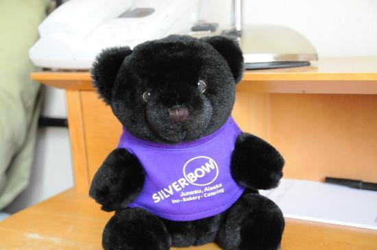 سيلفيربو إن بيكري آند واين بار: Silverbow bear