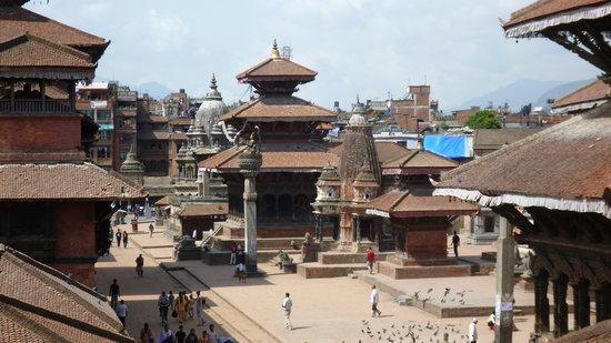 Durbar (Central) Square