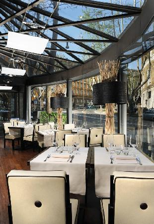 Hotel Alexandra : Alex Cafè Restaurant